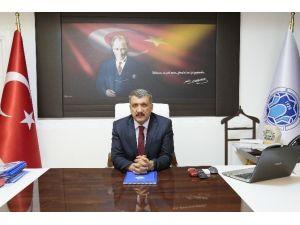 Başkan Gürkan'ın Mevlit Kandili Mesajı