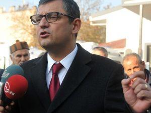 CHP'li Özel'den Çalışma Bakanlığına Çağrı