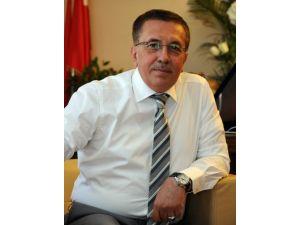 Pursaklar Belediye Başkanı Çetin'in Mevlid Kandili Mesajı