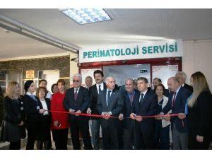 Kadın Doğum Hastanesi'nde Perinatoloji Servisi Açıldı