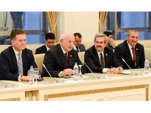 """TBMM Başkanı Kahraman: """"Suriye'deki Terörist Gruplar Açıkça Bellidir"""""""