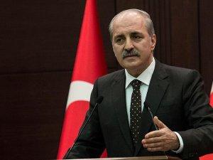Kurtulmuş: Türkiye ve İsrail arasında müzakereler sürüyor