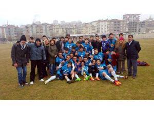 Liselerarası Futbol Şampiyonası Sona Erdi