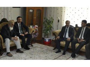 Başkan Toltar Hastaları Ziyaret Etti