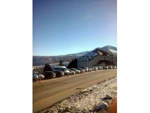 Uludağ'da yılbaşına kadar kar yok