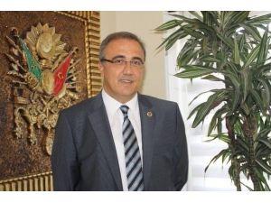Başkan Karaçoban'dan Mevlid Kandili Mesajı