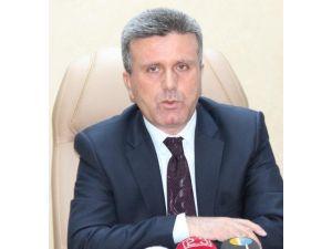AK Parti Elazığ Teşkilatı İstifa Etti