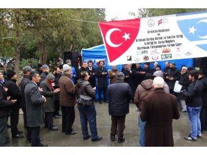 Kırıkkale'de Bayır-bucak Türkmenleri'ne Yardım Kampanyası