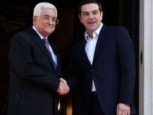 Yunanistan, Filistin'i devlet olarak tanıdı