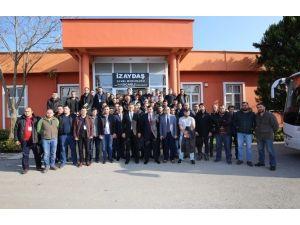 Çevre Bakanlığı'nın Eğitimi İZAYDAŞ'ta Yapıldı