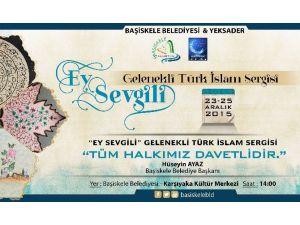 """Başiskele'de """"Ey Sevgili"""" Sergisi"""
