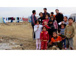 Suriyelilerin dramı bu kez üniversiteli gençlerin kamerasına yansıdı