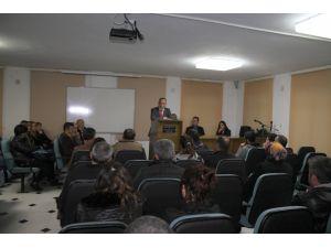 Esnafın ücretsiz İngilizce, Almanca ve Rusça dili kursu başladı
