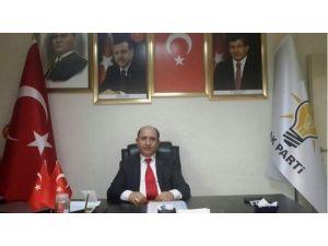 AK Parti Kozlu İlçe Başkanı Özdemir'den Kandil Mesajı