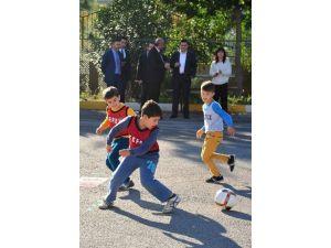 Kepez, Türkiye Futbol Federasyonu'na Örnek Oldu