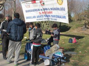 Bursa'da Bayıltan Koşu...