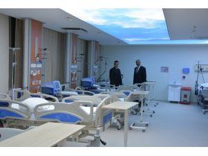 Niğde Devlet Hastanesi Yoğun Bakım Ünitesi Yenilendi