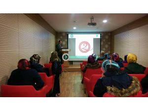 Erzurum Aktif-Sen'den üyelerine hukuk ve mevzuat semineri