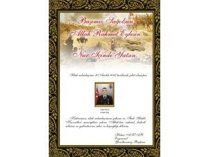 Genelkurmay Başkanı Orgeneral Akar'dan Şehitler İçin Taziye Mesajı