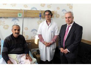 66 yaşındaki hasta tıp literatürüne girdi