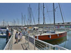 Türkiye'nin Yeni Marinasında Yeni Yıl Kampanyası