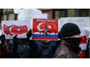 Uçak krizinden sonra Rusların yüzde 66'sının Türklere bakışı değişmedi