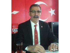 CHP Elazığ İl Başkanı Kaplan: Demokrasinin kıymetini bilmeliyiz