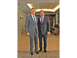 ETSO Başkanı Alan: Elazığ Belediyesi ilin kalkınma ve gelişmesinde lokomotif