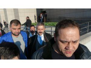 Sedat Şahin koruma ordusuyla adliyeye geldi
