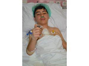 13 Yaşındaki Çocuğa Bypass Ameliyatı