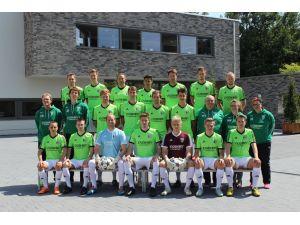 Alman Takımı Westfalia Kinderhaus Finike'ye kardeş takım oluyor