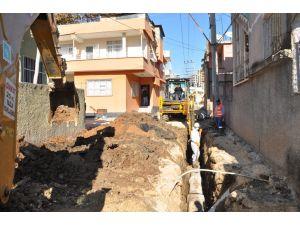 Mithatpaşa Mahallesi'nin altyapısı değişiyor