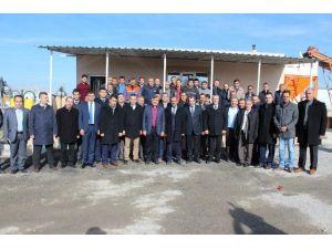 Niğde Belediyesinin Atölye Şefliği Sanayi Sitesi Gibi