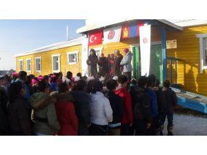 Duha Türklerine Eğitim Desteği