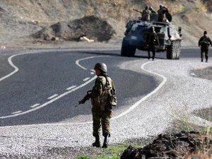 Bitlis'te bir uzman çavuş şehit oldu