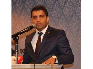 AK Parti Mersin İl Gençlik Kolları Başkanı Kayan MKYK'da