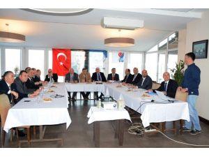 50. Balkan Yelken Şampiyonası İstişare Toplantısı