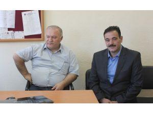 Dinar'da Dünya Müslümanları İçin Yardım Kampanyası