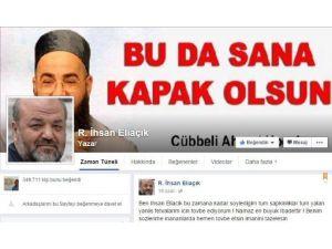 """İhsan Eliaçık'ın Sayfası Hacklendi: """"Bu Da Sana Kapak Olsun"""""""