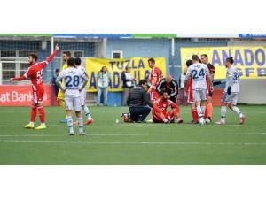 Fenerbahçe Maçında Atılan Taşların Faturası Kesildi