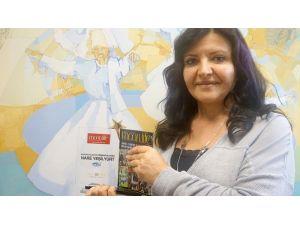 Nare Yeşilyurt'a Türkiye'den ödül