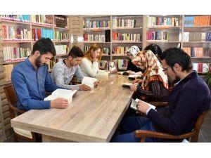 Büyükşehir'in İlim Yuvası: İlhami Çiçek Kütüphanesi