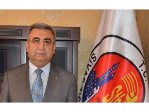STB Başkanı Hastaoğlu, Mevlid Kandilini Kutladı