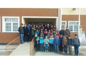 Kırşehir Gençlik Merkezi kitap kampanyası düzenledi