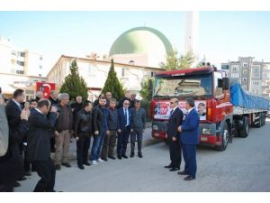 Mudanya'dan Bayırbucak Türkmenlerine Yardım