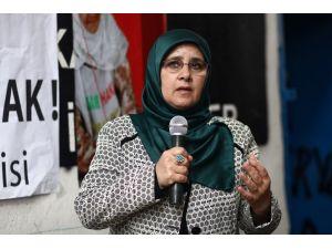 Hüda Kaya: İsrail zulmünü bile geride bıraktığı günleri yaşıyoruz