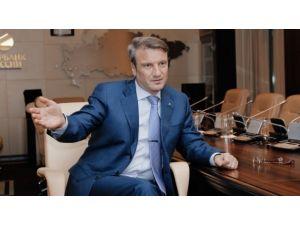 Sberbank CEO'su: Rusya ve Türkiye, ekonomik köprüyü yıkmaktan yana değil