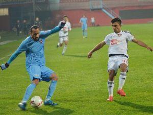 Trabzonspor kupada galip