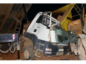 Otoyol İnşaat Şantiyesinde Feci Kaza: 1 Ölü