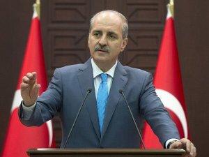 Başbakan Yardımcısı Kurtulmuş: Bu üslupla siyaset yapmayı bıraksınlar